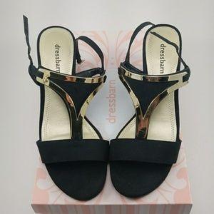 Black Vegas Shoes